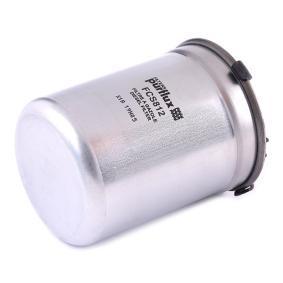 PURFLUX Filtro de combustible (FCS812)