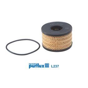 PURFLUX FORD MONDEO Ölleitung, Lader (L237)