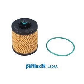 Filtro de aceite PURFLUX (L264A) para OPEL VECTRA precios