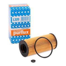 6401800009 für MERCEDES-BENZ, SMART, Ölfilter PURFLUX (L320) Online-Shop