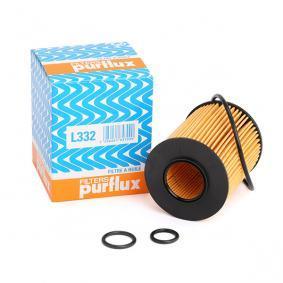 15400PLZD00 für HONDA, Ölfilter PURFLUX (L332) Online-Shop