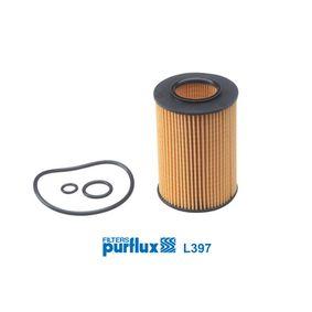 PURFLUX HONDA CIVIC Filtro de aceite (L397)