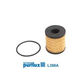 Filtro recirculación de gases PURFLUX L398A populares para PEUGEOT 407 2.2 HDi 170 170 CV