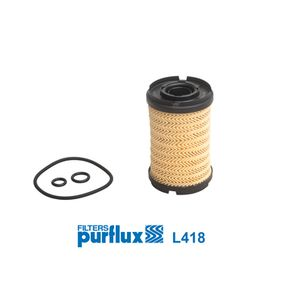 PURFLUX SKODA OCTAVIA Klinovy remen (L418)