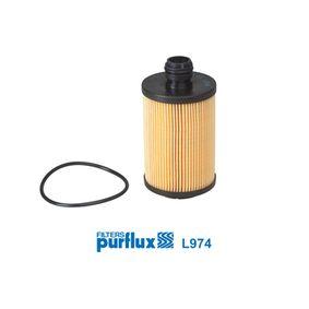 PURFLUX CHEVROLET CRUZE Tornillos de culata (L974)