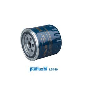 PURFLUX NISSAN PATHFINDER Sistema de ventilación del cárter (LS149)