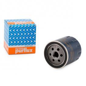 Astra G Berlina (T98) PURFLUX Filtro aceite LS206