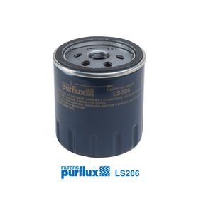 PURFLUX OPEL ASTRA Filtro de aceite (LS206)