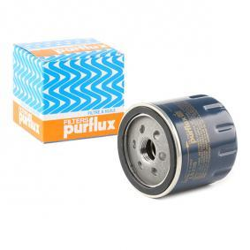60621890 for FIAT, ALFA ROMEO, LANCIA, Oil Filter PURFLUX (LS296) Online Shop