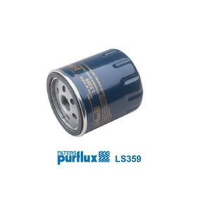 PURFLUX TOYOTA YARIS Sistema de ventilación del cárter (LS359)