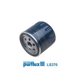 PURFLUX OPEL ASTRA Filtro de aceite (LS370)