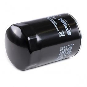 PURFLUX FIAT DUCATO Filtro de aceite (LS389)