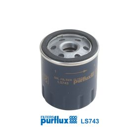 PURFLUX Windshield washer pump (LS743)