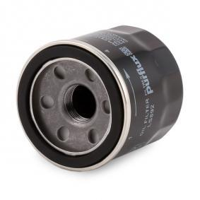 PURFLUX LS892 Маслен филтър OEM - 15208AA100 BEDFORD, MAZDA, NISSAN, SUBARU, MERCURY евтино