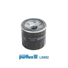 PURFLUX MAZDA 323 Wärmetauscher (LS892)