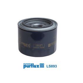 PURFLUX TOYOTA RAV 4 Crankcase breather (LS893)