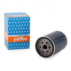 2 (DY) PURFLUX Oil filter LS907
