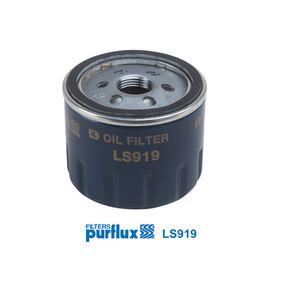 PURFLUX FIAT STILO Sistema de ventilación del cárter (LS919)
