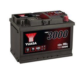 YUASA RENAULT ESPACE Batterie (YBX3096)