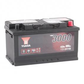 YUASA Starterbatterie YBX3110
