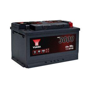YUASA RENAULT ESPACE Batterie (YBX3110)
