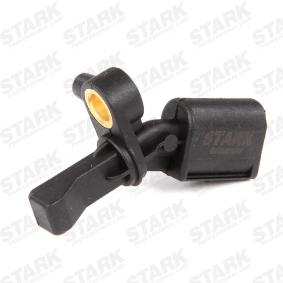 STARK SKWSS-0350054 Sensor, Raddrehzahl OEM - WHT003863 AUDI, PORSCHE, SEAT, SKODA, VW, VAG, A.B.S., AUDI (FAW), VW (FAW), VW (SVW) günstig