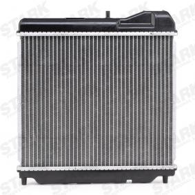 Jazz II Хечбек (GD_, GE3, GE2) STARK Воден радиатор / единични части SKRD-0120080