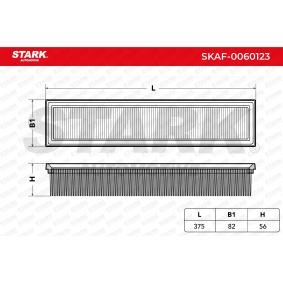 Luftfiltereinsatz SKAF-0060123 STARK