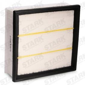 STARK Luftfilter 95513087 für OPEL, DAEWOO, BEDFORD, GMC, VAUXHALL bestellen
