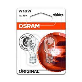 Rückfahrleuchten Glühlampe 921-02B OSRAM