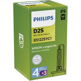 PHILIPS Glühlampe, Fernscheinwerfer 8P0941004D für VW, AUDI bestellen