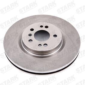 M-класа (W164) STARK Регулатор, барабанни спирачки SKBD-0022201