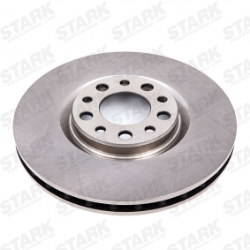 Bremsscheibe STARK Art.No - SKBD-0022081 OEM: 51760621 für MERCEDES-BENZ, FIAT, ALFA ROMEO kaufen
