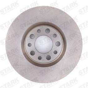 STARK Bremsscheibe 51760621 für MERCEDES-BENZ, FIAT, ALFA ROMEO bestellen
