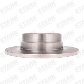 X5 (E53) STARK Bremsscheiben SKBD-0022139