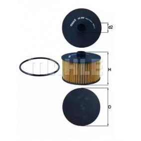 MAHLE ORIGINAL OX 968D Ölfilter OEM - 152082327R RENAULT günstig