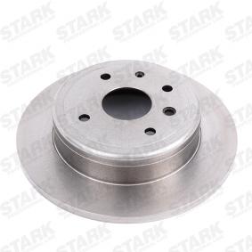 EPICA (KL1_) STARK Bremsscheiben SKBD-0022199
