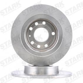 STARK SKBD-0022360 Bremsscheibe OEM - 93184247 DODGE, OPEL, VAUXHALL, MINTEX, GENERAL MOTORS, HOLDEN, LRT, NK, A.B.S. günstig