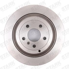 STARK Спирачен диск (SKBD-0022237)