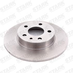 Bremsscheibe STARK Art.No - SKBD-0022395 OEM: 60670804 für FIAT, ALFA ROMEO kaufen