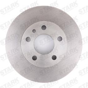 STARK Bremsscheibe 71739571 für FIAT, ALFA ROMEO bestellen