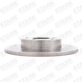 71739571 für FIAT, ALFA ROMEO, Bremsscheibe STARK (SKBD-0022395) Online-Shop