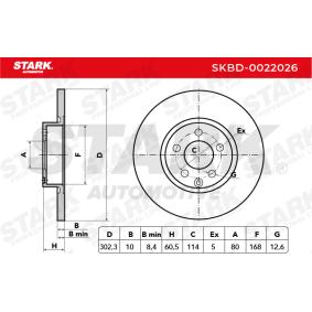 STARK Elevalunas SKBD-0022026