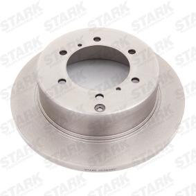 STARK Kit dischi freno SKBD-0022124