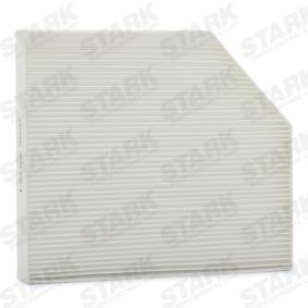 8K0819439A für VW, AUDI, SKODA, SEAT, PORSCHE, Filter, Innenraumluft STARK (SKIF-0170238) Online-Shop