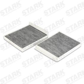 STARK Filter, Innenraumluft 64119163329 für MERCEDES-BENZ, BMW, AUDI, MINI, ALPINA bestellen