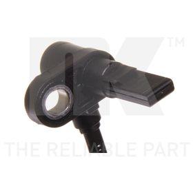 NK Sensor, Raddrehzahl 93189275 für OPEL, FIAT, SAAB, VAUXHALL bestellen