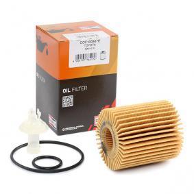 COROLLA Verso (ZER_, ZZE12_, R1_) CHAMPION Cables de bujías COF100567E