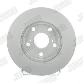 Disque de frein JURID Art.No - 562623JC récuperer