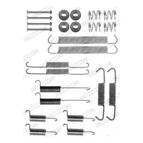 FERODO Zubehörsatz, Bremsbacken 701609531 für VW, AUDI, SKODA, SEAT, VAUXHALL bestellen